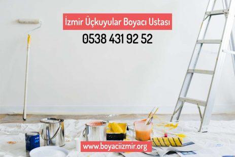 İzmir Üçkuyular Boyacı Ustası
